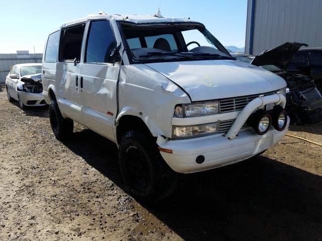 Salvage 2000 CHEVROLET ASTRO - Small image. Lot 46410631