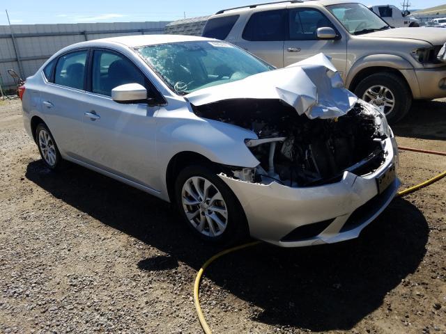 2019 Nissan Sentra S en venta en Helena, MT
