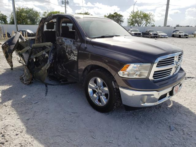 Salvage cars for sale from Copart Homestead, FL: 2015 Dodge RAM 1500 SLT