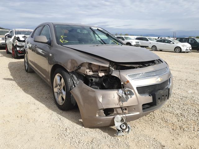 Vehiculos salvage en venta de Copart Anderson, CA: 2008 Chevrolet Malibu 1LT