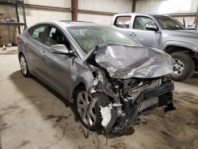 Hyundai salvage cars for sale: 2011 Hyundai Elantra GL