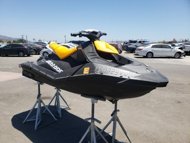 Salvage cars for sale from Copart Sun Valley, CA: 2021 Seadoo Spark