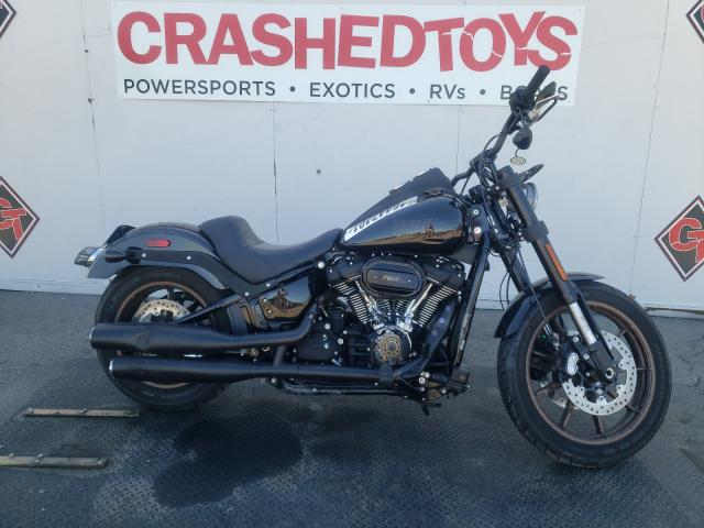 Salvage cars for sale from Copart Van Nuys, CA: 2021 Harley-Davidson Fxlrs