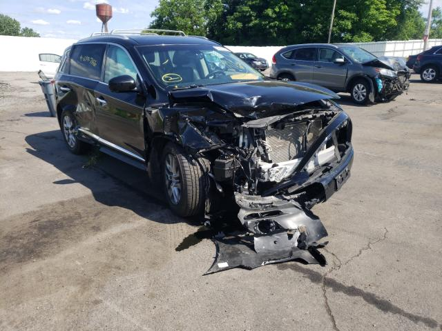 Salvage cars for sale from Copart Marlboro, NY: 2015 Infiniti QX60