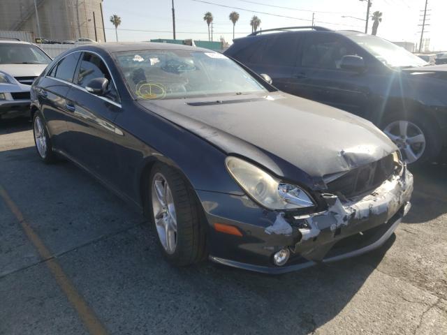 Vehiculos salvage en venta de Copart Wilmington, CA: 2006 Mercedes-Benz CLS 500C