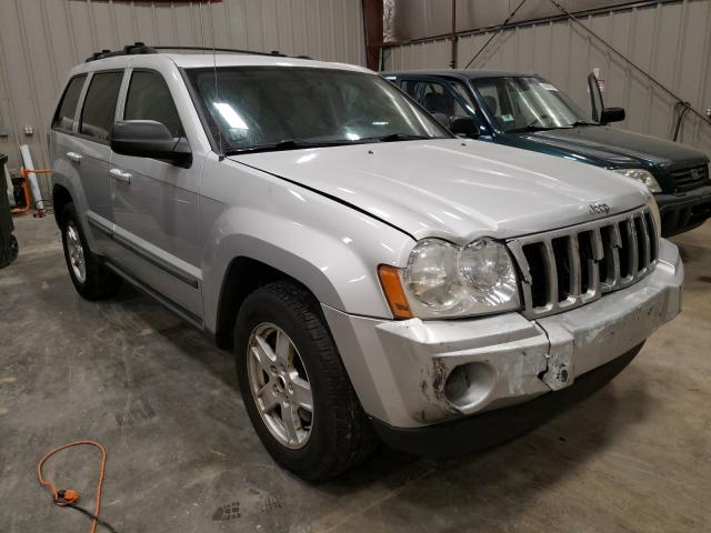 Salvage cars for sale from Copart Appleton, WI: 2007 Jeep Grand Cherokee