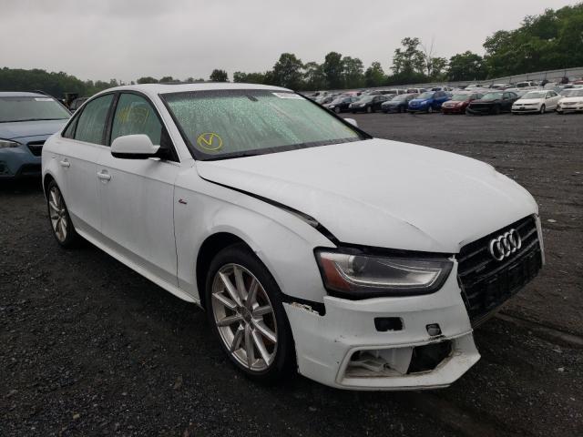Audi salvage cars for sale: 2015 Audi A4 Premium