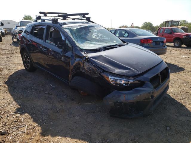 Salvage cars for sale from Copart Hillsborough, NJ: 2019 Subaru Crosstrek