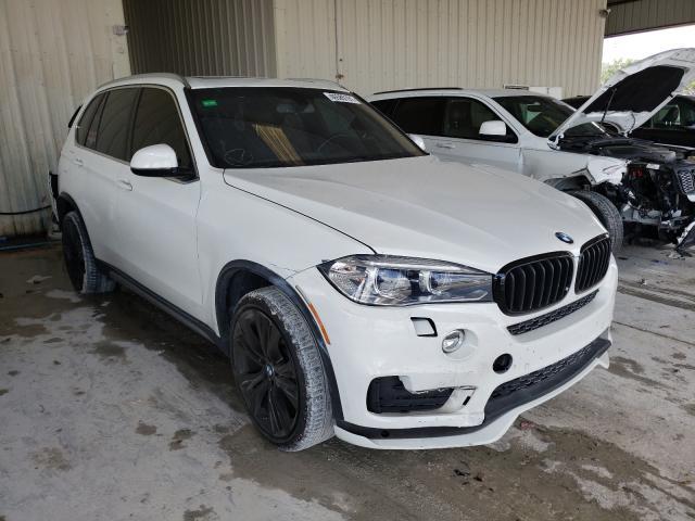 BMW X5 salvage cars for sale: 2017 BMW X5
