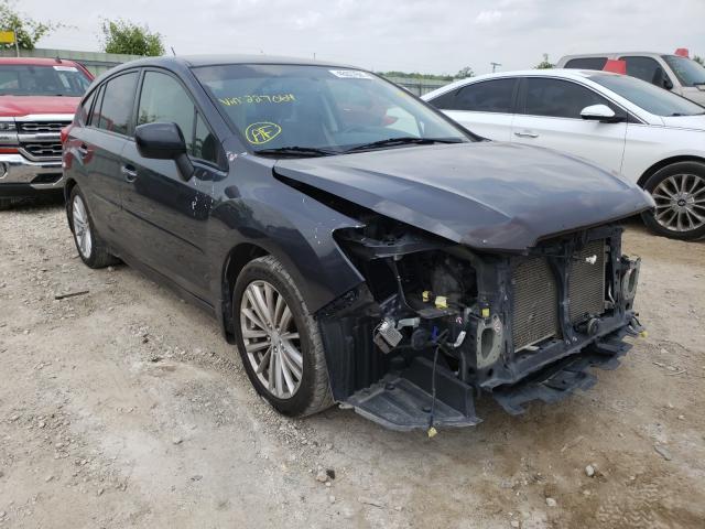 Vehiculos salvage en venta de Copart Kansas City, KS: 2012 Subaru Impreza LI