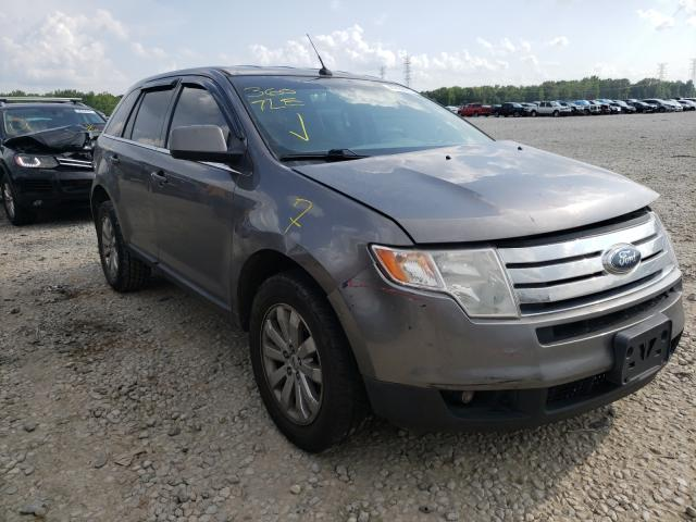 Salvage cars for sale at Memphis, TN auction: 2010 Ford Edge Limited