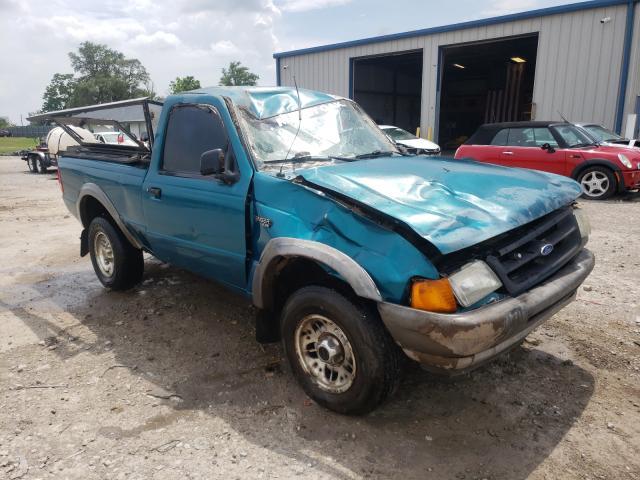 Ford Ranger Vehiculos salvage en venta: 1995 Ford Ranger