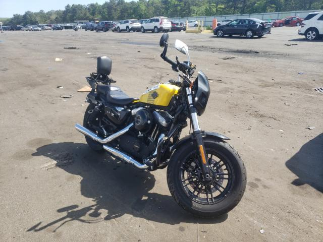 Salvage motorcycles for sale at Brookhaven, NY auction: 2017 Harley-Davidson XL1200 FOR