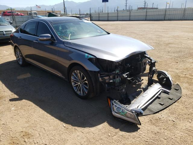 Salvage cars for sale from Copart Colorado Springs, CO: 2015 Hyundai Genesis 3