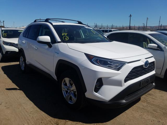 Salvage cars for sale from Copart San Martin, CA: 2020 Toyota Rav4 XLE