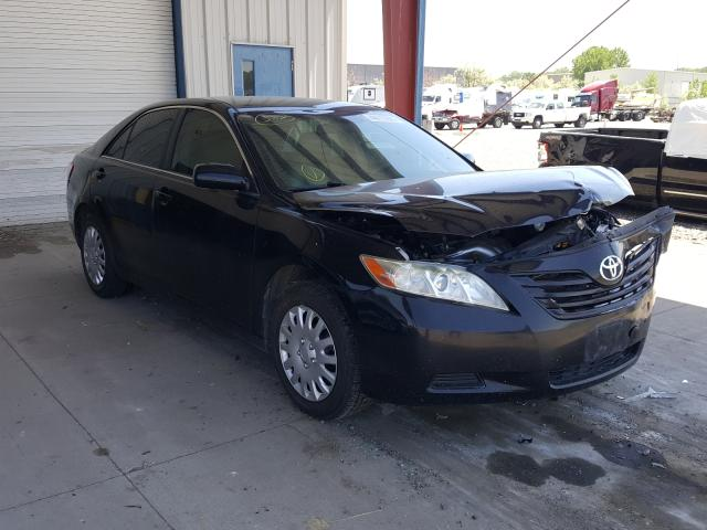 Salvage cars for sale from Copart Billings, MT: 2009 Toyota Camry Base