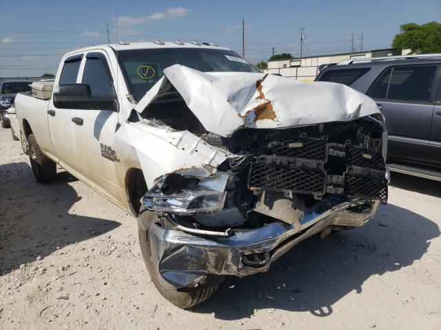 Salvage cars for sale from Copart Haslet, TX: 2018 Dodge RAM 2500 ST