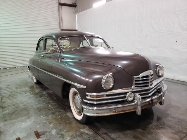 Salvage cars for sale from Copart Orlando, FL: 1949 Packard DLX