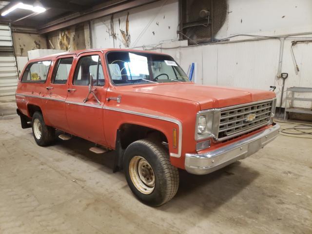 1976 Chevrolet Suburban for sale in Casper, WY