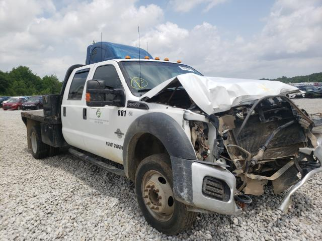 Salvage cars for sale from Copart Memphis, TN: 2016 Ford F450 Super