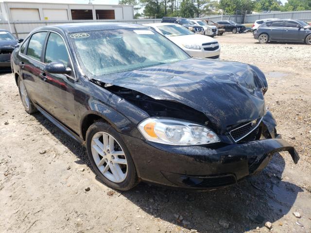 Vehiculos salvage en venta de Copart Florence, MS: 2015 Chevrolet Impala LIM