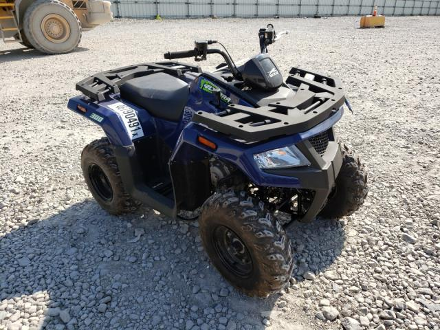 Salvage cars for sale from Copart Appleton, WI: 2021 Arctic Cat Alterra