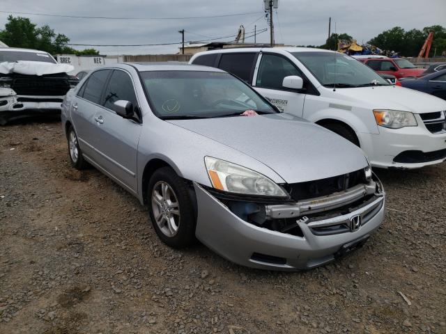 Vehiculos salvage en venta de Copart Grantville, PA: 2007 Honda Accord EX