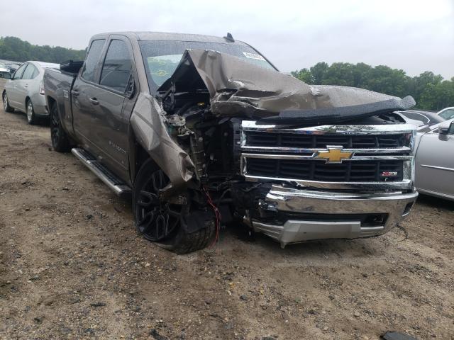 Salvage trucks for sale at Glassboro, NJ auction: 2015 Chevrolet Silverado