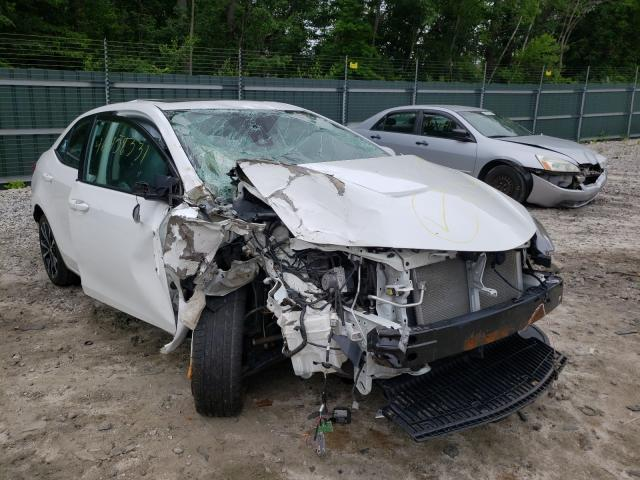 Toyota salvage cars for sale: 2017 Toyota Corolla L