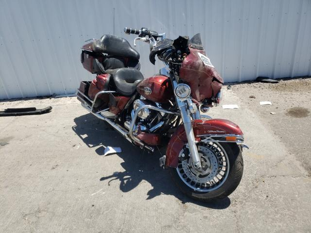 Salvage cars for sale from Copart Littleton, CO: 2009 Harley-Davidson Flhtcu