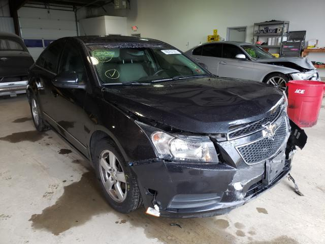 Salvage cars for sale from Copart Chambersburg, PA: 2014 Chevrolet Cruze LT