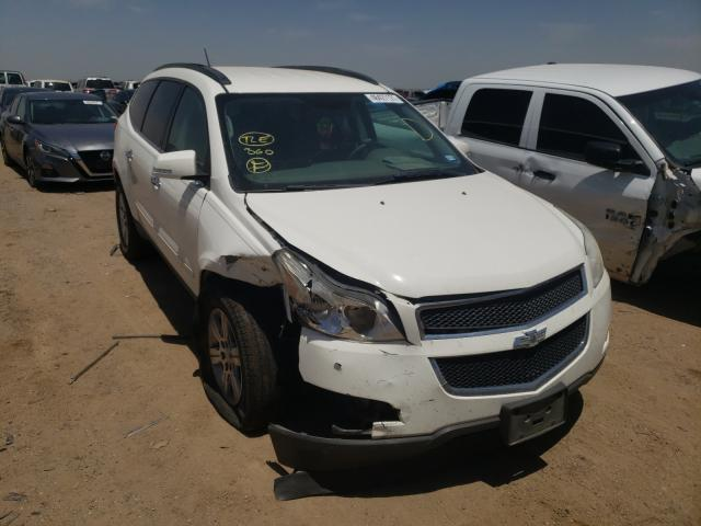 Salvage 2011 CHEVROLET TRAVERSE - Small image. Lot 46427121