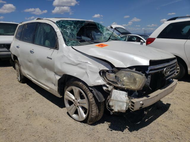 Salvage cars for sale from Copart Anderson, CA: 2009 Toyota Highlander