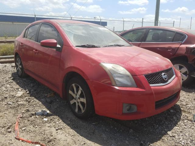 2012 NISSAN SENTRA 2.0 3N1AB6APXCL727153