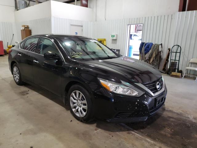 Salvage cars for sale from Copart Lufkin, TX: 2017 Nissan Altima 2.5