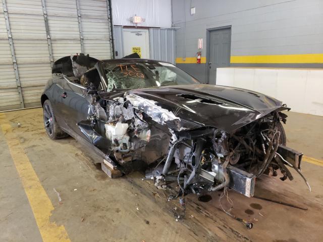 Jaguar XKR salvage cars for sale: 2012 Jaguar XKR