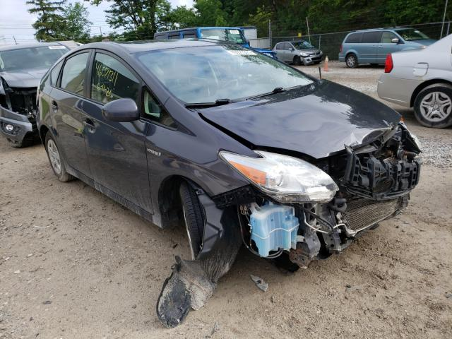 Salvage cars for sale from Copart Northfield, OH: 2011 Toyota Prius