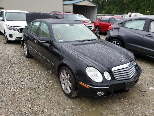 Salvage cars for sale from Copart Seaford, DE: 2008 Mercedes-Benz E 350 4matic