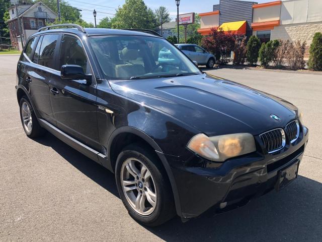 BMW Vehiculos salvage en venta: 2006 BMW X3 3.0I