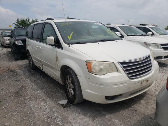 Salvage cars for sale from Copart Walton, KY: 2008 Chrysler Town & Country