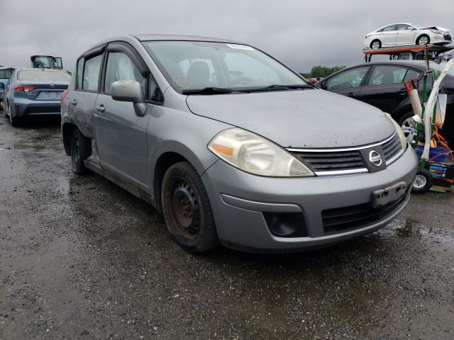 Salvage cars for sale from Copart Fredericksburg, VA: 2008 Nissan Versa S