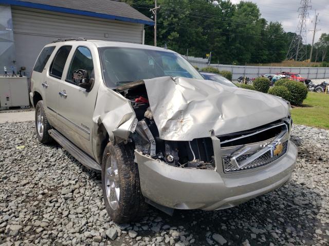 Vehiculos salvage en venta de Copart Mebane, NC: 2014 Chevrolet Tahoe K150