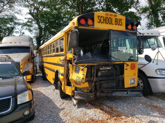 Thomas salvage cars for sale: 2008 Thomas School Bus