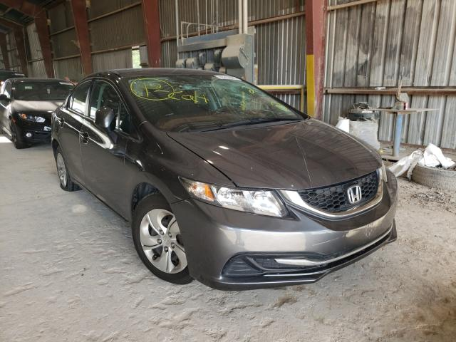 2013 Honda Civic LX en venta en Greenwell Springs, LA