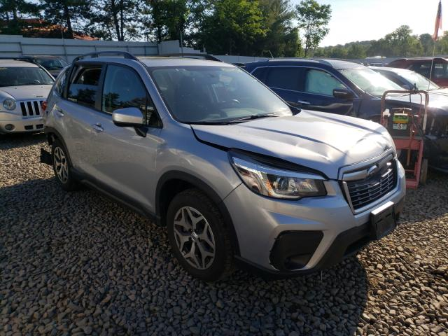 Salvage cars for sale from Copart New Britain, CT: 2020 Subaru Forester P