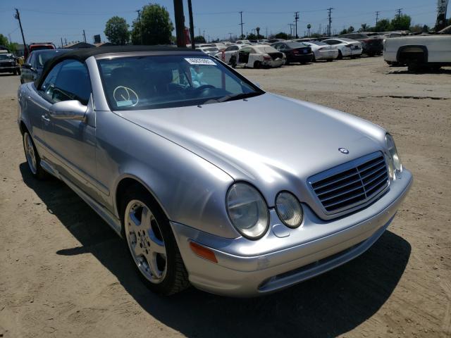 2002 Mercedes-Benz CLK 55 AMG en venta en Los Angeles, CA
