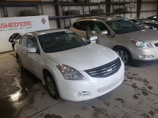 Nissan Altima 2.5 Vehiculos salvage en venta: 2012 Nissan Altima 2.5