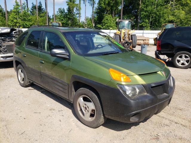 Pontiac Vehiculos salvage en venta: 2001 Pontiac Aztek