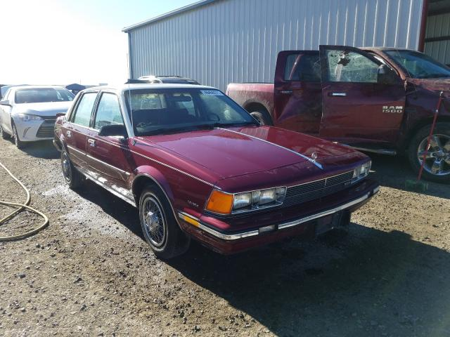 Clean Title Cars for sale at auction: 1988 Buick Century LI