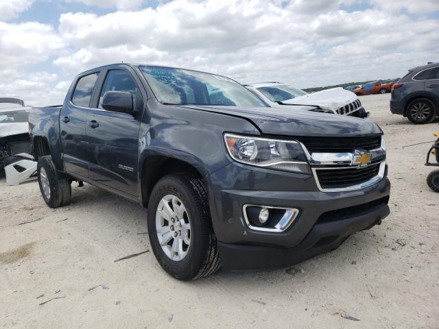 Salvage cars for sale from Copart New Braunfels, TX: 2016 Chevrolet Colorado L